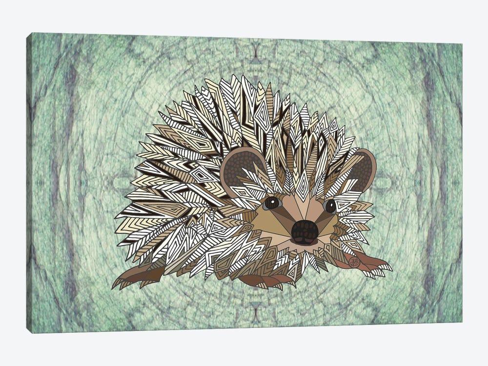 Woodland Hedgehog by Angelika Parker 1-piece Canvas Wall Art