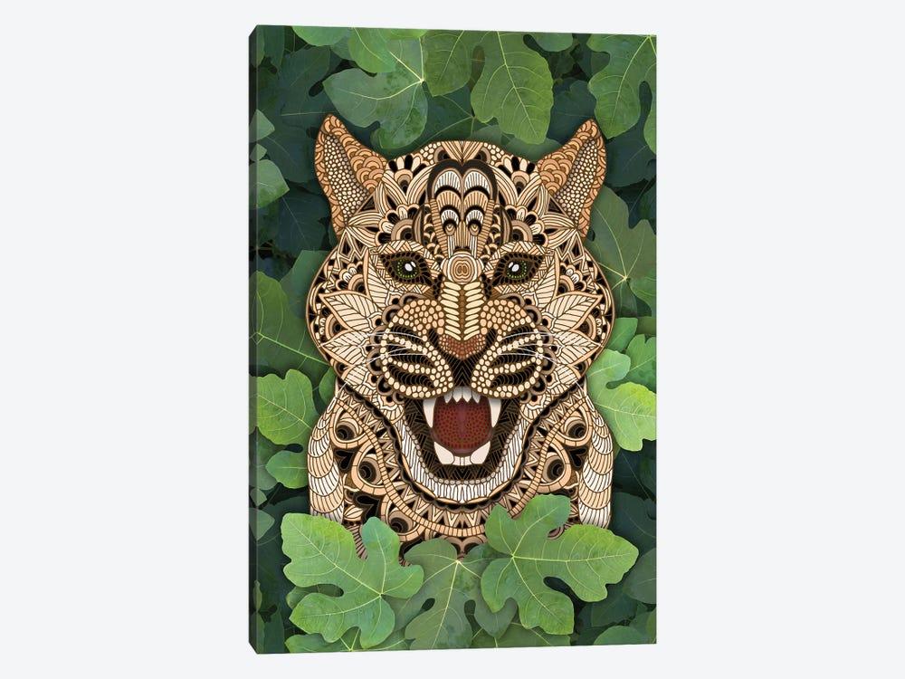 Jungle Leopard by Angelika Parker 1-piece Art Print