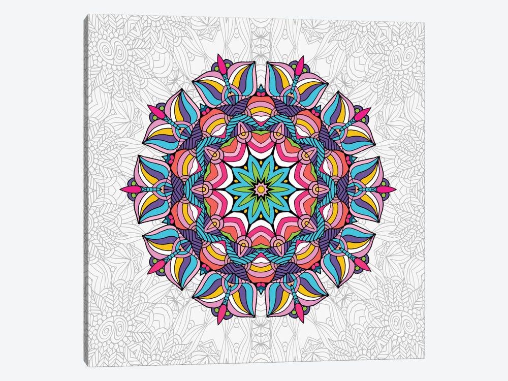 Art Love Passion Mandala Canvas Art By Angelika Parker Icanvas