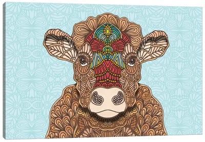 Frida Canvas Print #ANG33