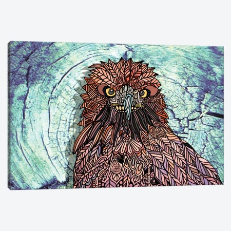 Golden Eagle Canvas Print #ANG36} by Angelika Parker Canvas Art Print