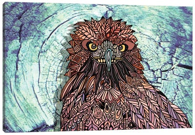 Golden Eagle Canvas Print #ANG36