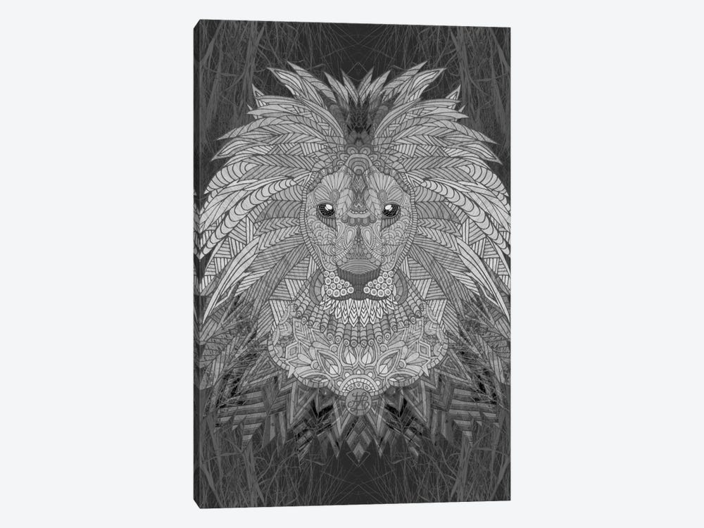 Great Lion 1-piece Canvas Art