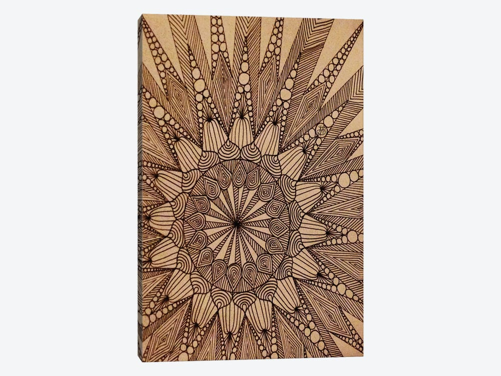 Here Comes The Sun by Angelika Parker 1-piece Canvas Wall Art