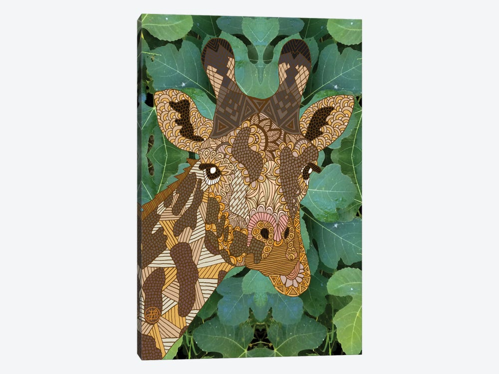 In The Jungle by Angelika Parker 1-piece Canvas Print