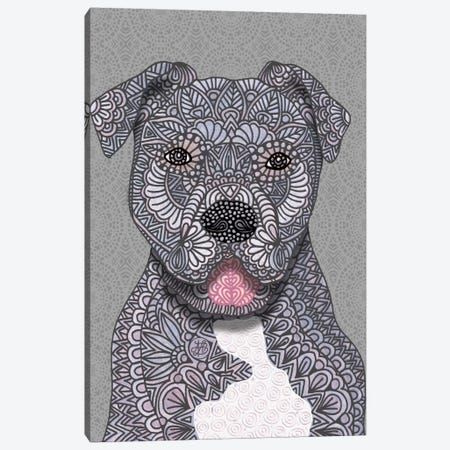 Junior Canvas Print #ANG51} by Angelika Parker Canvas Artwork