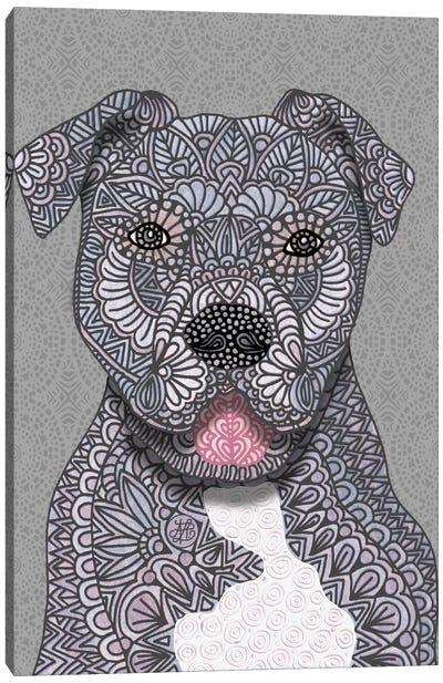 Junior Canvas Art Print