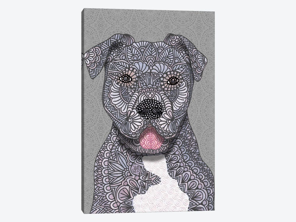 Junior by Angelika Parker 1-piece Canvas Wall Art