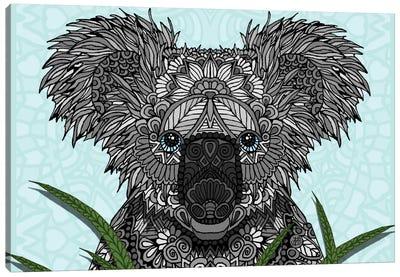 Koala Canvas Print #ANG53