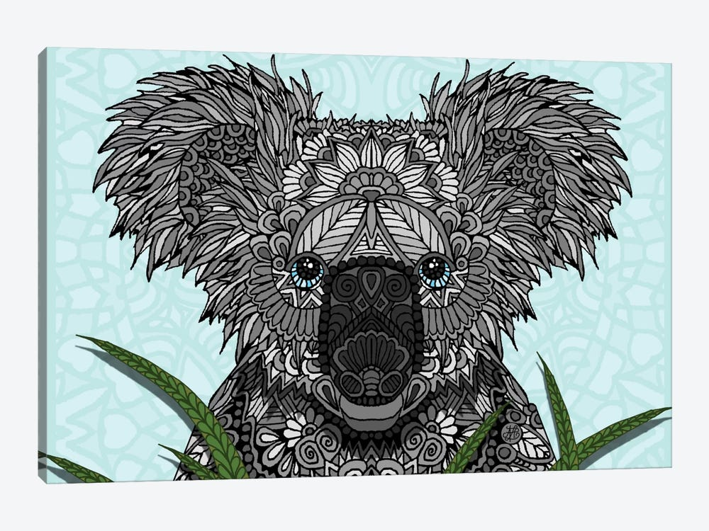 Koala by Angelika Parker 1-piece Canvas Artwork
