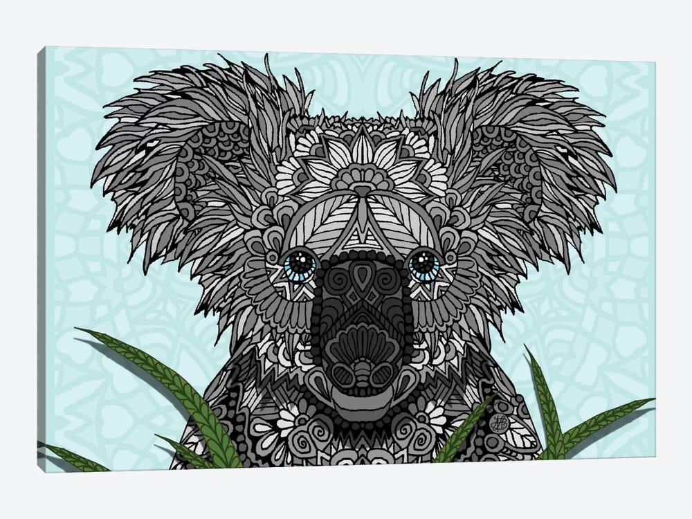 Koala by Angelika Parker 1-piece Canvas Artwork