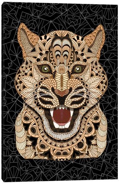 Leopard Canvas Print #ANG54