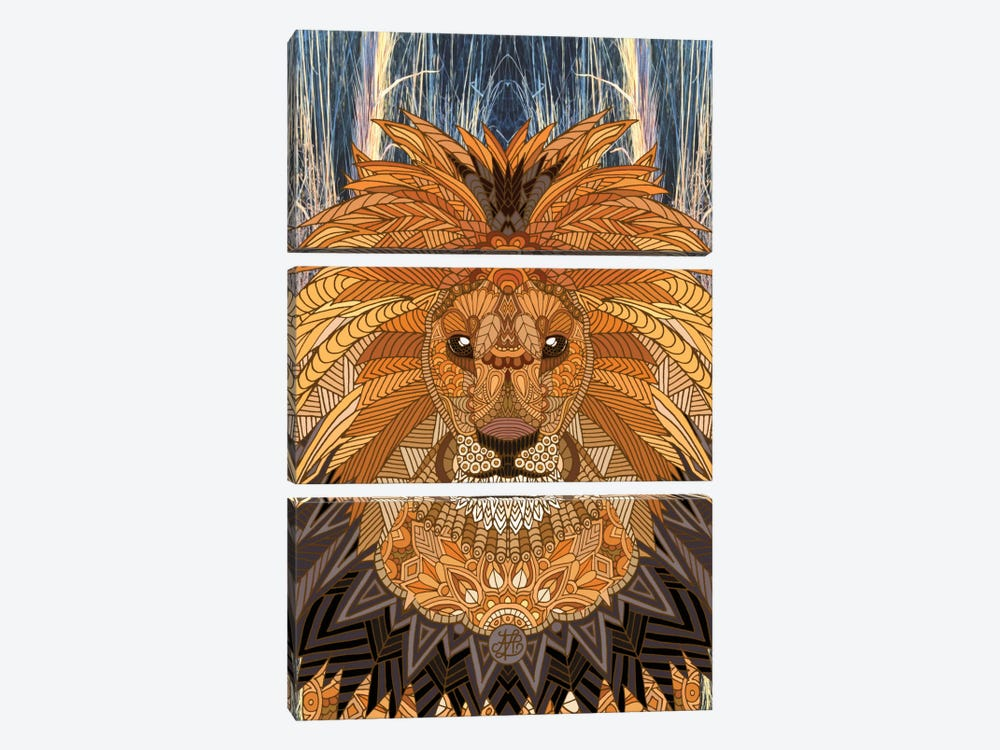 Pride by Angelika Parker 3-piece Canvas Art