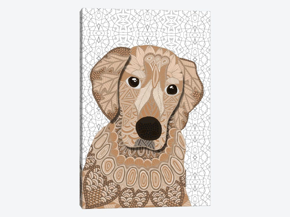 Retriever by Angelika Parker 1-piece Canvas Wall Art