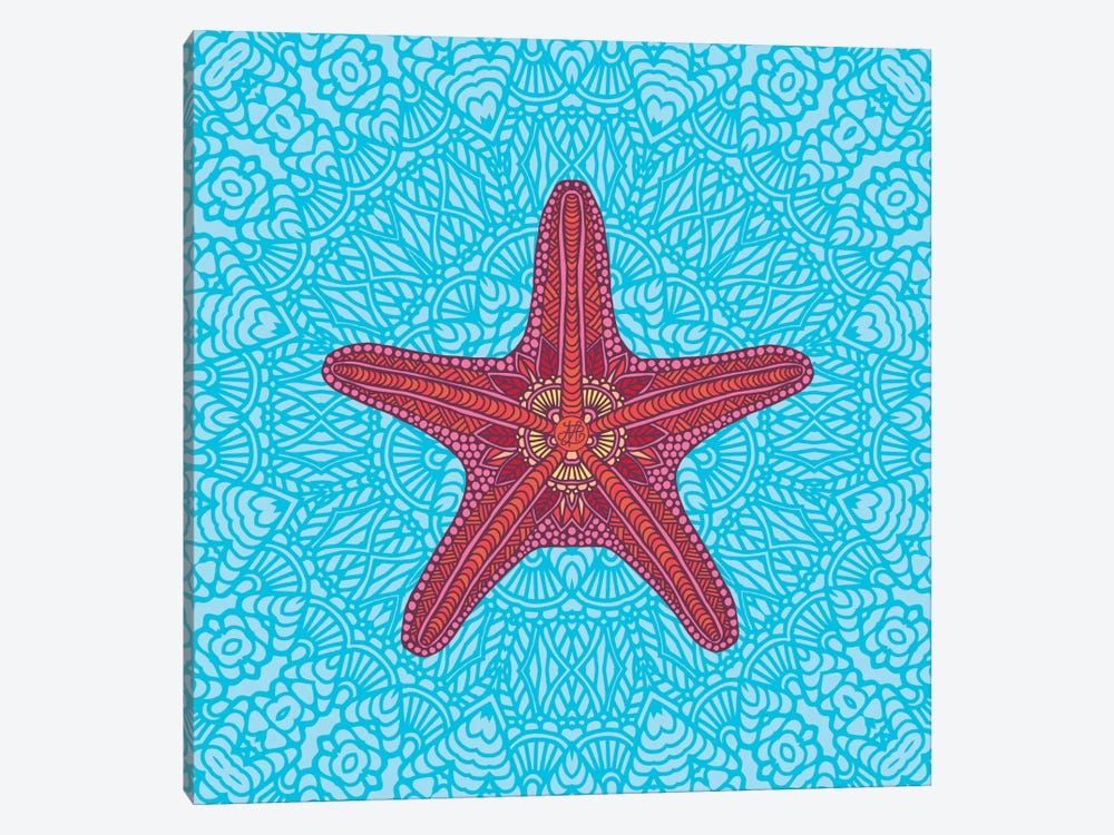 Starfish by Angelika Parker 1-piece Art Print