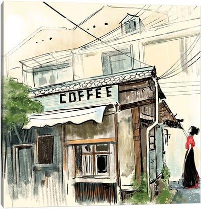 Kyoto Canvas Art Print
