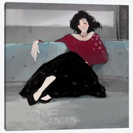 Liola Canvas Print #ANI26} by Anikó Salamon Canvas Art