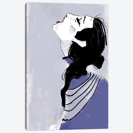 Mad Me Canvas Print #ANI32} by Anikó Salamon Canvas Wall Art