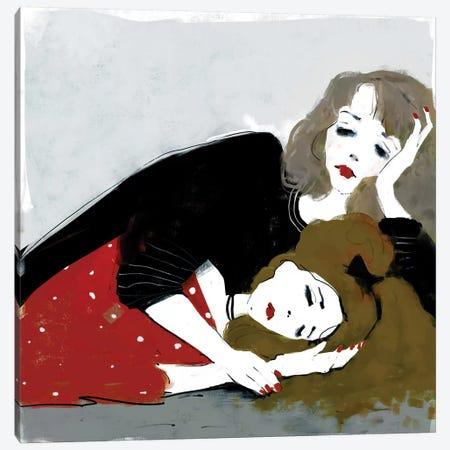 All Night Long Canvas Print #ANI3} by Anikó Salamon Canvas Print