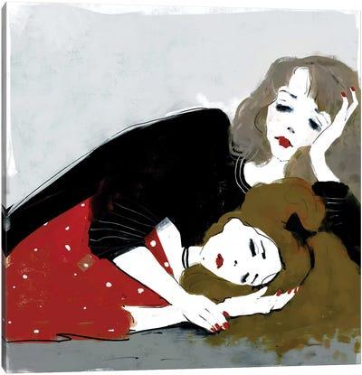 All Night Long Canvas Art Print