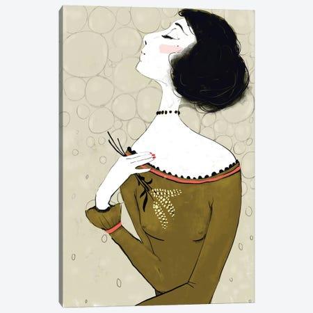 Some Proud Canvas Print #ANI43} by Anikó Salamon Canvas Art Print