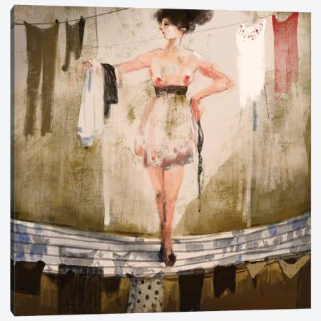 What Should I Get Dress Canvas Print #ANI65} by Anikó Salamon Canvas Artwork