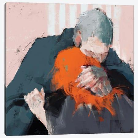 Cry Canvas Print #ANI82} by Anikó Salamon Canvas Print