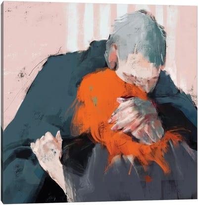 Cry Canvas Art Print