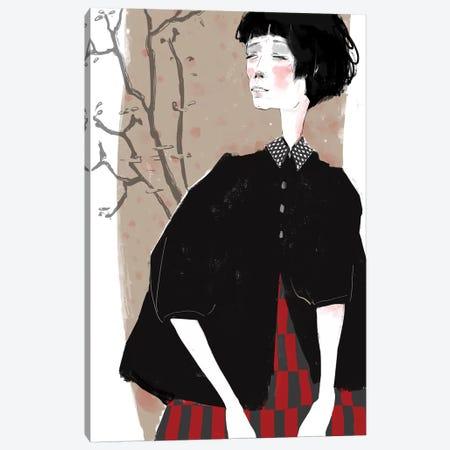 Banality Of Life Canvas Print #ANI8} by Anikó Salamon Art Print