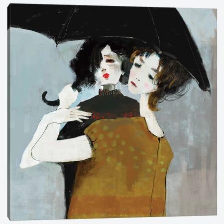 Big Rains Come Canvas Print #ANI9} by Anikó Salamon Canvas Print