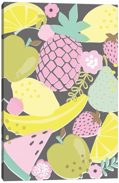 Fruit Fizz I Canvas Art Print