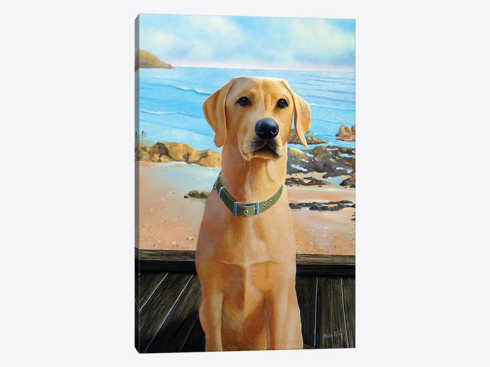 Labrador by Alan Weston 1-piece Canvas Artwork