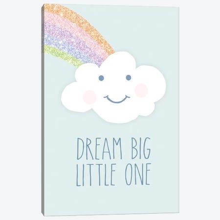 Dream Big Little One Canvas Print #ANQ11} by Anna Quach Canvas Art