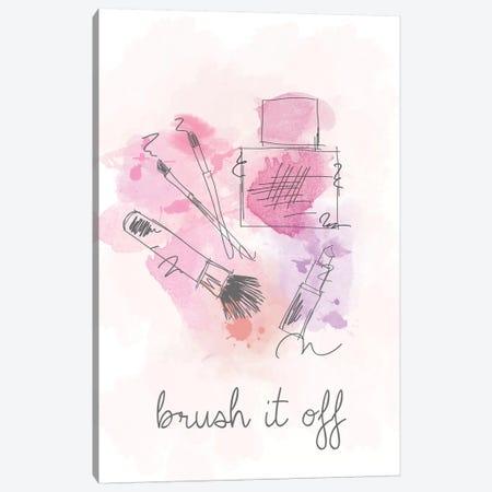 Brush it Off Canvas Print #ANQ60} by Anna Quach Art Print