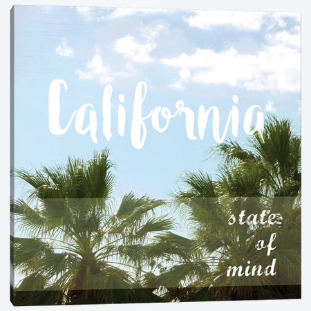 Cali Life Canvas Print #ANQ6} by Anna Quach Canvas Art Print