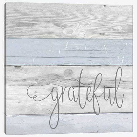 Grateful Canvas Print #ANQ85} by Anna Quach Canvas Art