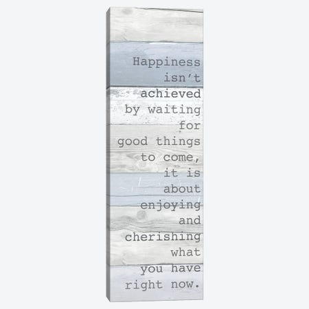 Happiness Canvas Print #ANQ86} by Anna Quach Canvas Art