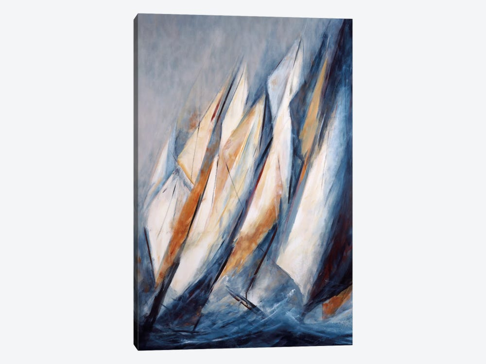 Alta Mar by María Antonia Torres 1-piece Canvas Art