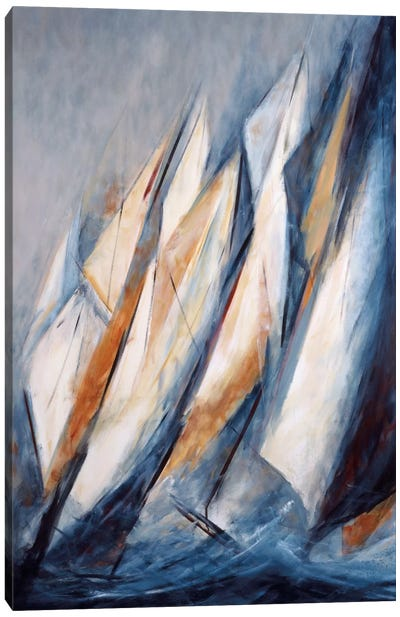 Alta Mar Canvas Art Print