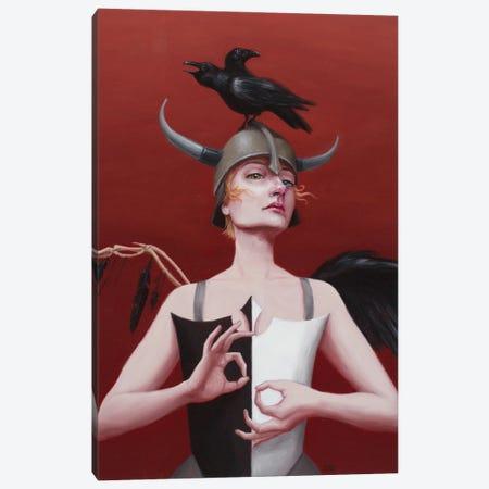 Valkyrie Canvas Print #ANU27} by Anna Magruder Canvas Wall Art