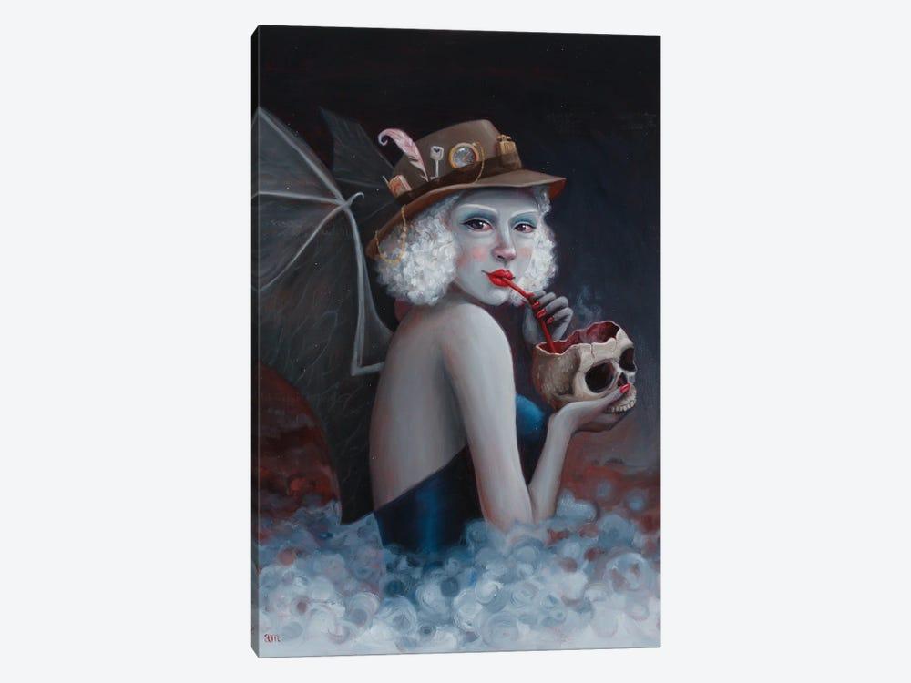 Succubus by Anna Magruder 1-piece Canvas Print