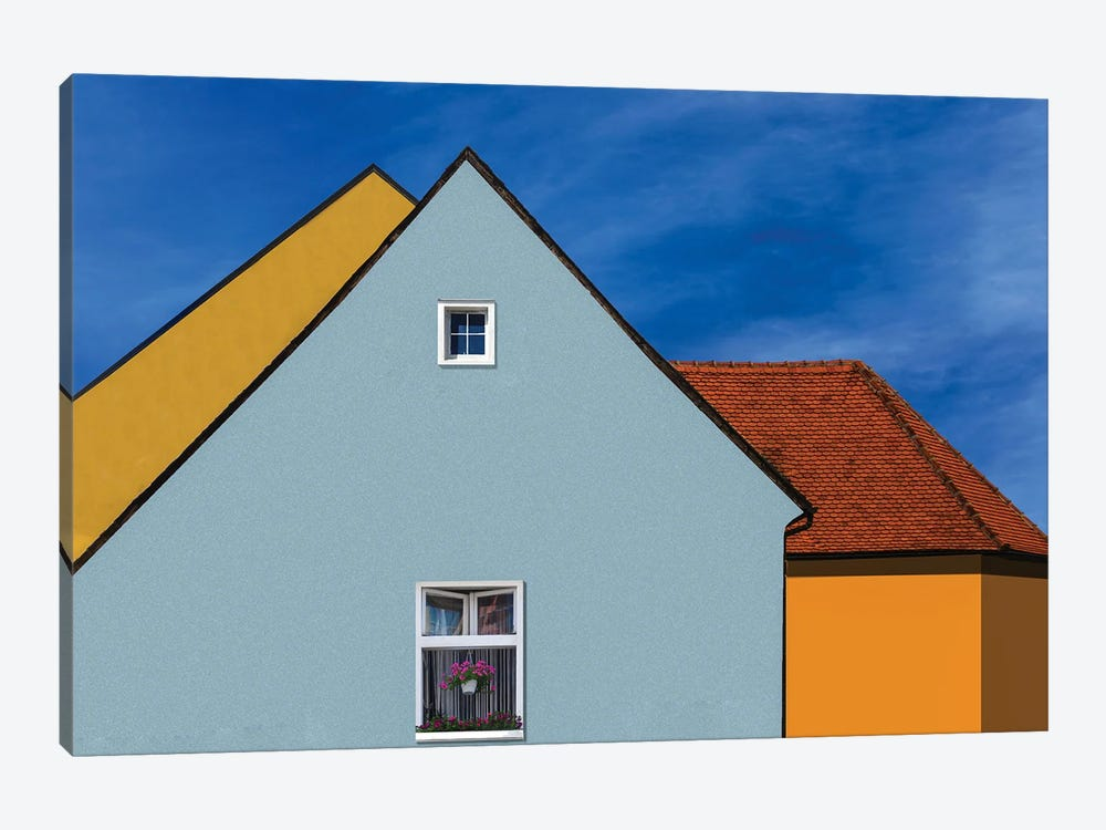 Untitled by Arnon Orbach 1-piece Canvas Wall Art
