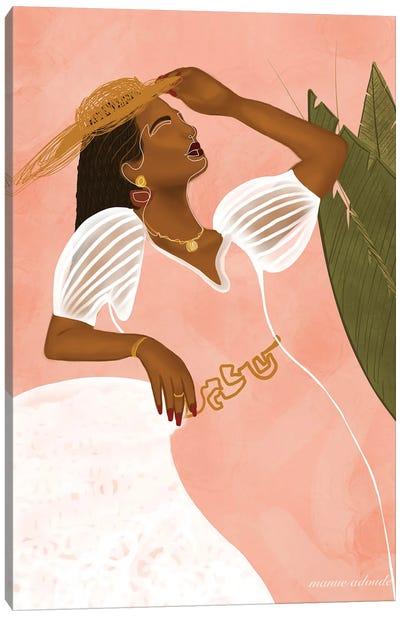 La Go Soukali Canvas Art Print