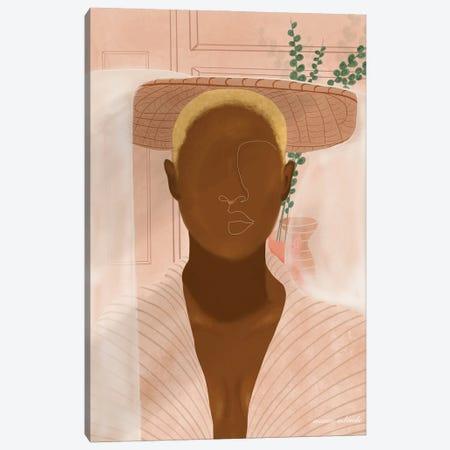 Nana Canvas Print #AOD14} by Manue Adoude Canvas Print