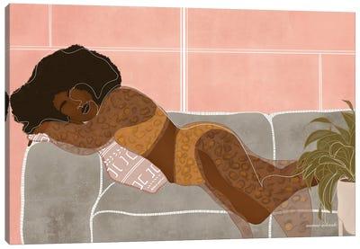 Ada Canvas Art Print