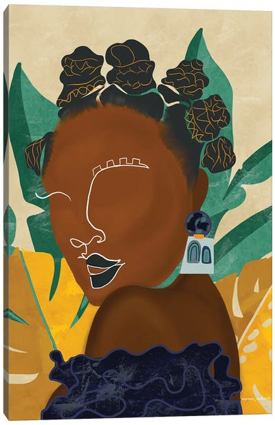Ettyaka Canvas Art Print