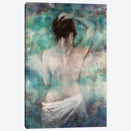Morning Repose Canvas Print #AOR12} by A. Orme Canvas Art