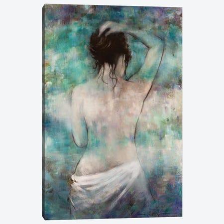 Morning Repose Canvas Print #AOR12} by E.A. Orme Canvas Art