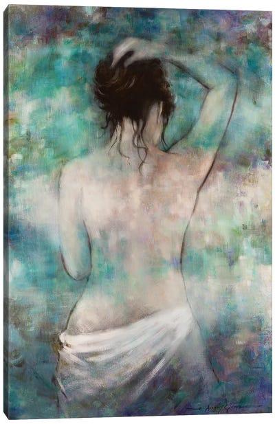 Morning Repose Canvas Art Print