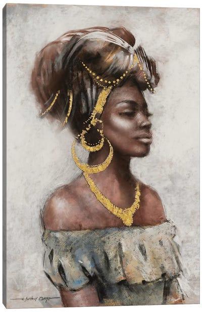 Beauty and Grace Canvas Art Print